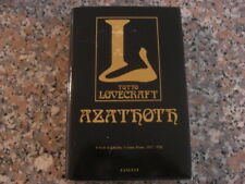TUTTO LOVECRAFT VOLUME 1 MITO DI CTHULHU AZATHOTH HORROR FANUCCI 1987