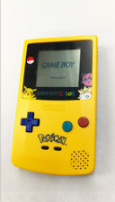 Refurbished Nintendo Pokemon Pikachu Yellow Game Boy Color Console