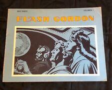 Flash Gordon Volume 1 - Spanish Edition 1978 Book Mac Raboy Ediciones B.O. Good