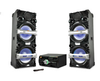 Edison Professional Party System Dual 4000  LIMITED SUPPLY GET YOURS NOW