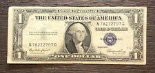 1935-E Silver Certificate 1$ Dollar Bill Note (P531)