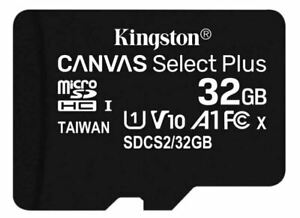 32GB/64GB/128GB Micro SD Card TF For Mobile,Camera,Dash Cam,Sat Nav,CCTV,Tablet