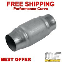 "3"" MagnaFlow High Flow Metallic Performance Catalytic Converter 200 Cell 59959"