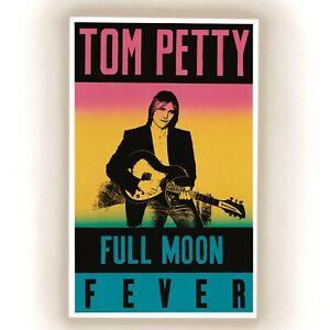 TOM PETTY Full Moon Fever BANNER HUGE 4X4 Ft Fabric Poster Tapestry Flag art