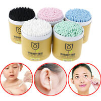Wooden Bamboo Cotton Swabs Double-Sided Cottons Bud Ear Cleaner Medical Used