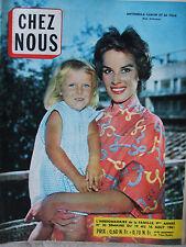 Chez Nous n°32 (10/16 août 1962) A. Lualdi - Alpinistes - J Ladoumègue