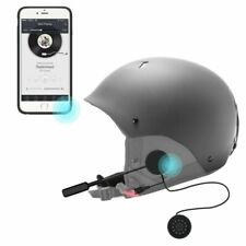 Motorcycle Helmet Bluetooth Headset Mic Speakers Microphone Intercom Headphones