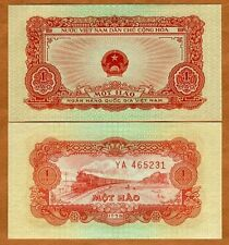Vietnam, 1 Hao, 1958, Pick 68, UNC > Train