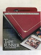 Creative Memories Tape Runner 33' Double Sided Scrapbook Adhesive NEW