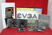 EVGA Nvidia GeForce GTX 970 4GB GDDR5 PCI Express Graphics Card (04G-P4-3979-KB)