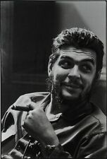 Elliott Erwitt Photo Kunstdruck Art Print 38x53cm Che Guevara Havanna Kuba 1964