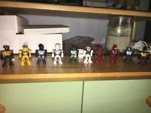 Lego Bionicle Figure Minifigure Lot