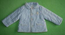 Mayoral blue velvet jacket for boy 3-6 months 68cm