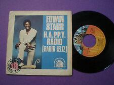 EDWIN STARR H.A.P.P.Y. SPAIN 45 SPAIN 1979