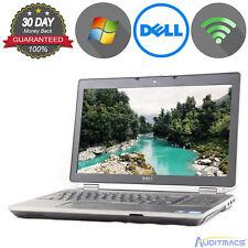 """Dell Latitude E6530 15.6"""", i5-3230M 2.6GHz, 320GB, 4GB, Windows 7 (BH)"""