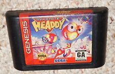 Dynamite Headdy (Sega Genesis) Cart Only FAIR