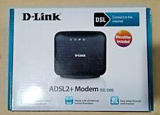 More details for d-link adsl2+ ethernet modem ( dsl ‑ 320b )  free postage inc.