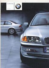 CATALOGUE VOITURE PUB. AUTO AD.CAR DIE BMW 3er REIHE 2000 EN ALLEMAND