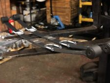 "LOWERED FORD TRANSIT SINGLE LEAF SPRINGS 07-13 MK7 75MM WIDE PER PAIR 2"" LOWER"