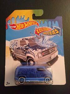 Hot Wheels 77 Dodge Custom Van Colour Shifters  RARE