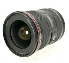 Canon EOS EF 17-40mm F4.0 L USM Lens for Film or Digital SLR's