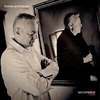 TOMMY EMMANUEL - ACCOMPLICE ONE   CD NEW!