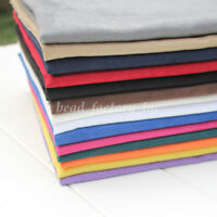 1.5x0.5M Faux Suede Suedette Fabric Upholstery Polyester Fabric DIY Bag/Cover