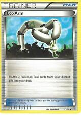 4 X POKEMON XY ANCIENT ORIGINS CARD - ECO ARM 71/98