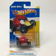 Angry Birds #47 * Red * 2012 Hot Wheels * G31