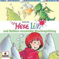 HEXE LILLI - 017/UND HEKTORS VERZWICKTE DRACHENPRÜFUNG   CD NEW