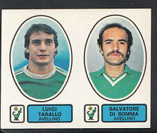 PANINI CALCIATORI CALCIO 1977-78 autoadesivo, n. 364-AVELLINO-Luigi Tarallo