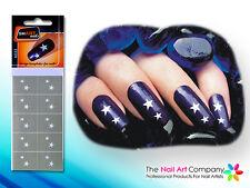 SmART-Nails - Stars Nail Art Stencils N022 Professional Nail Product
