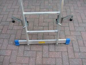Ladder Safety Legs, Anti Slip Ladder legs, Stabiliser Legs by BWT