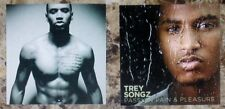 TREY SONGZ Ready | Passion Pain & Pleasure Stickers Lot +FREE Hip-Hop Stickers!