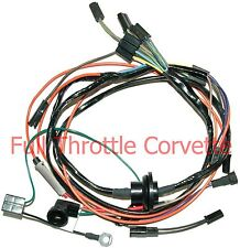 1974 Corvette Air Conditioning AC Wiring Harness NEW