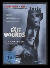 DVD EXIT WOUNDS - DIE COPJÄGER - STEVEN SEAGAL + DMX + ISAIAH WASHINGTON * NEU *