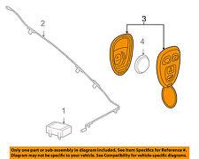 GM OEM Keyless Entry-Key Fob Remote Transmitter 22952177