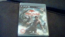 Dead Island ..Sony PlayStation 3, PS3, 2011