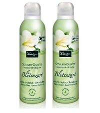 2xPack Kneipp Delicate Flower White Hibiscus & Shea Butter Shower Foam *GERMANY*