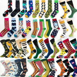 138Colors Men Women Harajuku Food Animal Creative Sock Novelty Funny Socks Sox