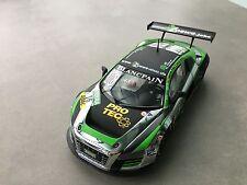 """Carrera Digital 124 23826 AUDI r8 LMS """"Yaco Racing, N. 16"""" Nuovo STP FOTO"""