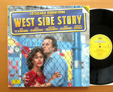 DG 415 253-1 Bernstein West Side Story Kiri Te Kanawa Jose Carreras 2xLP NM/EX
