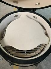 Kamado Extra Thick High Temperature Pizza Stone Heat Deflector BBQ.21 inches