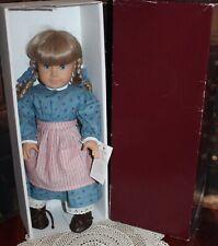 American Girl Doll Kirsten, Pleasant Company! MIB! Gorgeous Doll! 1986 Tag!
