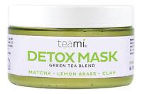 Teami Blends Green Tea Detox Mask 4 oz. Facial Mask