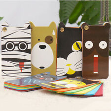 Mini Taschen Notizbuch Block Zettel Tragbar Büro Schule Schreibwaren Geschenk#