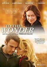 to The Wonder DVD Ben Affleck Rachel McAdams Javier Bardem 2013