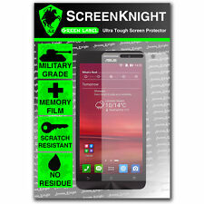 ScreenKnight Asus Zenfone 6 SCREEN PROTECTOR invisible Military Grade shield