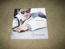Mercedes-Benz Collection 2013 KatalogProspekt brochure von 1/2013, 172 Seiten