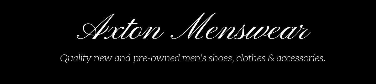 Axton Menswear